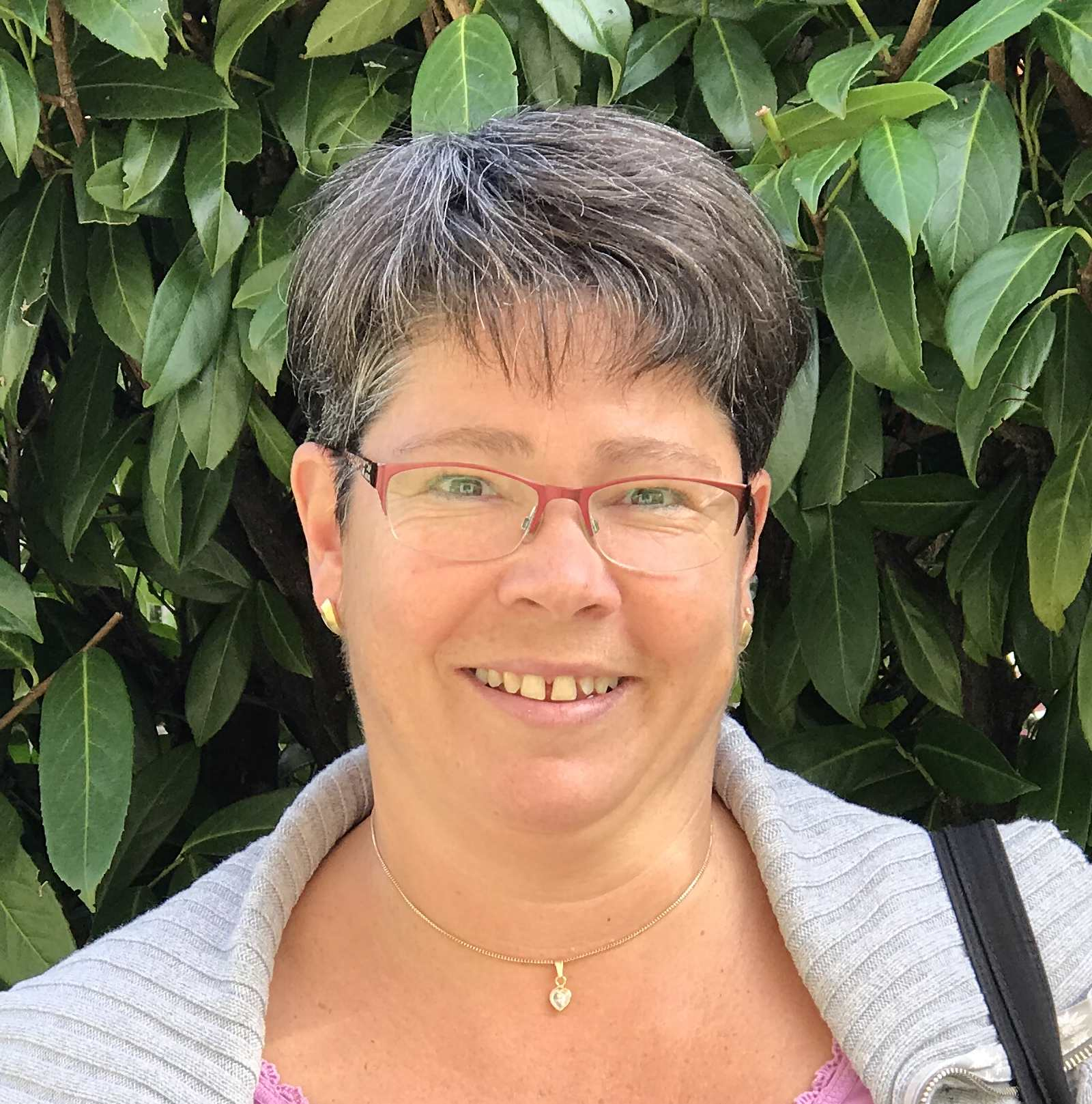 Silvia Mazzier - Hüftoperation abgesagt